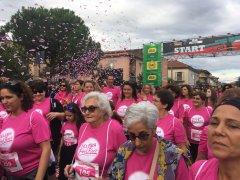 Seconda edizione della Pink race targata Sannio