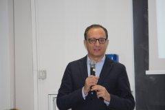 Il genetista Paolo Gasparini