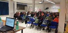 """Convegno lavoro IPIA """"L. Palmieri"""" di Benevento"""