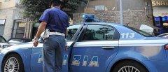 Salerno. Volante della Polizia