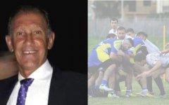 Jose' Antonio Quirel IVPC Rugby Benevento