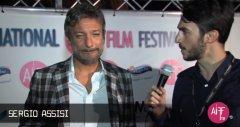Ariano Film Festival, intervista a Sergio Assisi, attore e regista
