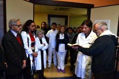 Il Rotary Club di S. Agata dona una palestra al Rummo per il reparto di chirurgia e oncologia