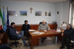 Incontro Provincia - Comitato Viabilita' negata