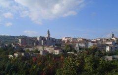 Panorama Santa Croce del Sannio