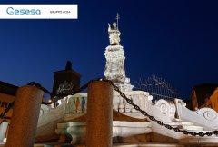 Inaugurazione Totem Informativo per la fontana di Papa Orsini_GESESA