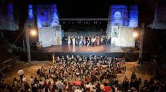 Spettacolo Teatro Romano