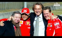 Usa: Montezemolo entra nella Hall of fame