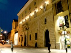 Benevento - Palazzo Paolo V