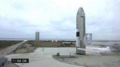 SpaceX: atterraggio senza problemi per Starship