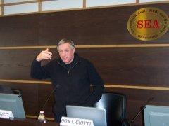 Don Luigi Ciotti all'Università del Sannio