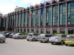 La sede della Direzione Provinciale dell'Agenzia delle Entrate