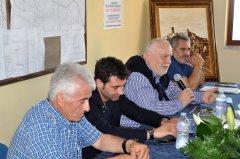 Montefalcone. Incontro Comitato Viabilita' negata e Provincia di Benevento