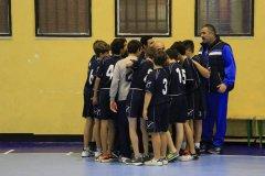 REVISIONI LOMBARDI ASD PALLAMANO BENEVENTO e Valentino Ferrara, conclusosi con il risultato di 20-13 per i ragazzini di Paolo Angarano
