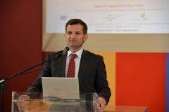 Libero Rillo, presidente di Sannio Consorzio tutela vini