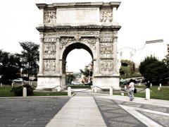 Benevento-Arco Traiano