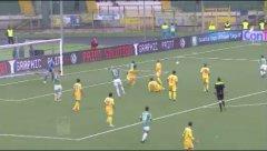 Avellino 0-1 Frosinone, Giornata 13 Serie B ConTe.it 2016/17