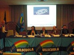Benevento - Il congresso della Uil Scuola