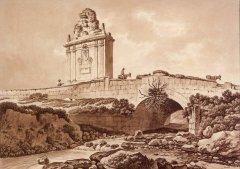 Mostra 'La Via Appia negli acquerelli di Carlo Labruzzi'