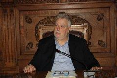 Il presidente della Provincia Claudio Ricci
