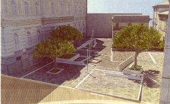 Isidea, progetto di una nuova piazza