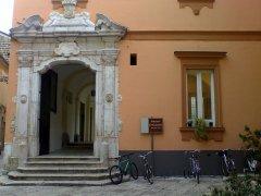 S.Agata dei Goti: palazzo San Francesco