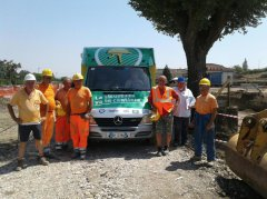 La Sicurezza va in cantiere. Progetto INAIL e Coordinamento CFS della Campania