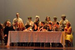 Il Musical La Famiglia Addams del gruppo teatrale Ademas