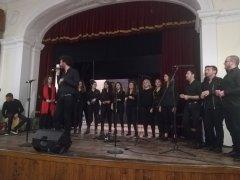 Istituto minorile di Airola, concerto del Coro Giovanile del Teatro San Carlo di Napoli