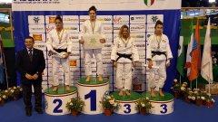 Campionati italiani juniores di judo Campese e Scisciola sul podio