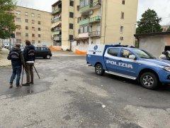 via Bonazzi, Polizia