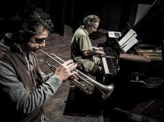 Jazz. Paolo Fresu e Uri Cain