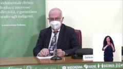 Il direttore della prevenzione del ministero della Salute Gianni Rezza