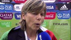 Mondiali calcio femminile, il CT Bertolini