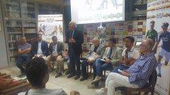 Presentazione Trofeo Shalom 2016