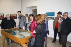 Inaugurazione mostra 'La Via Appia negli acquerelli di Carlo Labruzzi'