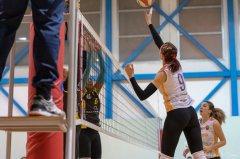 Jessica De Cristofaro Accademia Volley