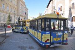 Benevento. Il trenino turistico