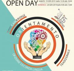 Open day Liceo Scientifico