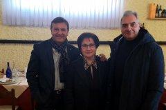 Maria Nicola Bibbo' con Fioravante Bosco