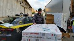 Caserta. Arrestate 11 persone per contrabbando di tabacchi