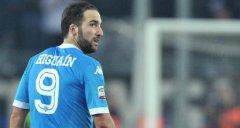 Calcio Napoli. Gonzalo Higuain