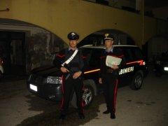 Carabinieri di Montesarchio