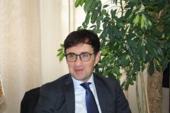 Giuseppe Sauchella - amministatore unico Sannio Europa