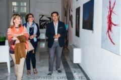 Benevento.  Mostra Spoleto Art Festival a Palazzo Paolo V