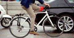 Mobilita' in citta' con le biciclette (foto Greenstyle)