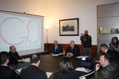 Prima riunione di G8-Benevento Cultura