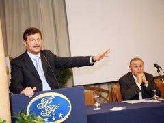 Fioravante Bosco al congresso provinciale della UIL