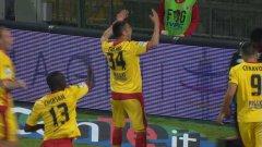 Serie B. Benevento 2-1 Ternana, Giornata 34 Serie B ConTe.it 2016/17