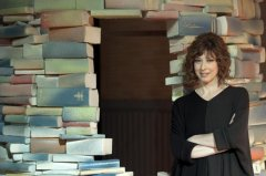 Autori e libri (foto di archivio)